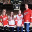Rink rats – Abrahamson family shares their passion for hockey
